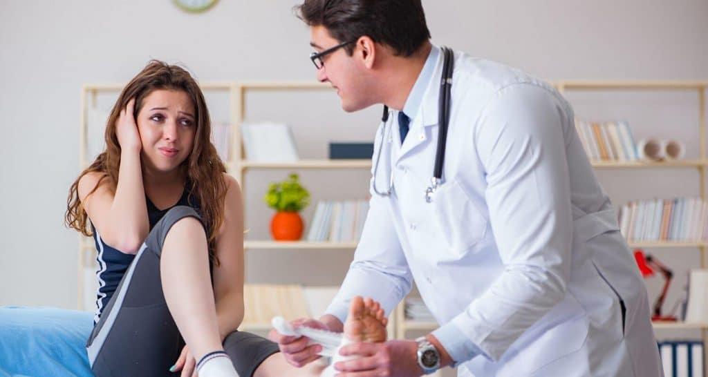 especialista en traumatología y ortopedia